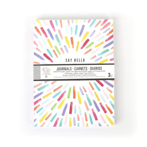 Live Creatively Journals (3pk)