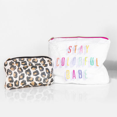 Flexible Pouch - Stay Colorful