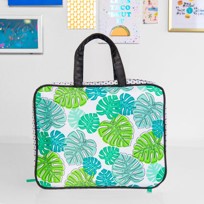 The Happy Planner® Storage Case - Monstera