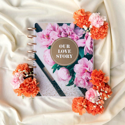 Our Love Story Wedding Planner Kit