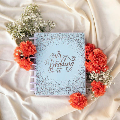 Once Upon A Wedding Planner Kit