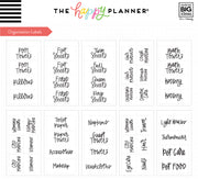 Household - Organization Labels
