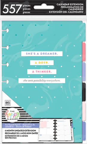 Blank Note Cards >> MINI HAPPY PLANNER® ACCESSORIES – me & my BIG ideas