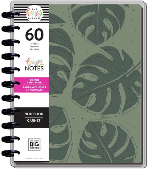Rock This Big Happy Notes Notebook