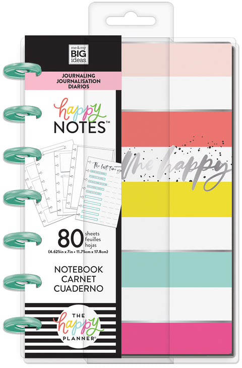 Mini Happy Notes™ Journal - Color Me Happy