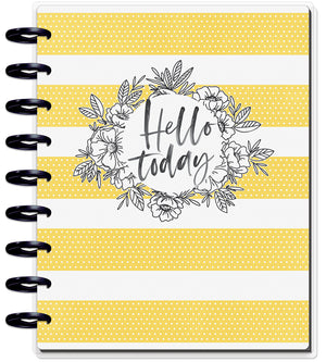 Classic Happy Notes™ Journal - Hello Today