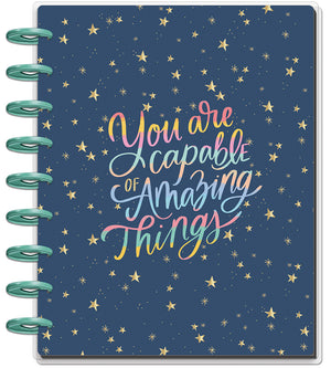 Classic Guided Journal - You Are Capable - Gratitude