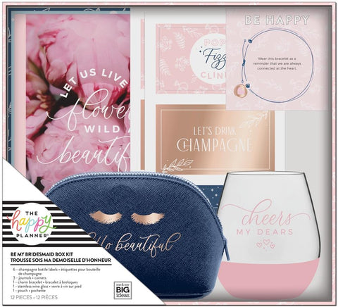 Soul Sister Bridesmaid Gift Box