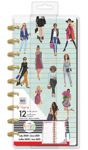 Skinny Cassic Happy Planner® - Rongrong Girls Can - 12 Months