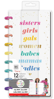 Skinny Classic Happy Planner® - RongRong Sisters - 12 Months