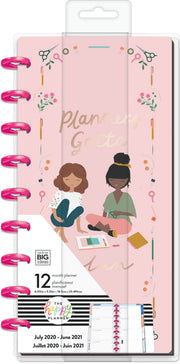 Skinny Classic Happy Planner® - Squad Goals - 12 Months