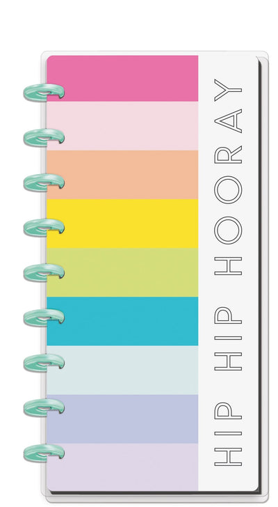 Skinny Classic Happy Planner® - Hip Hip Hooray - 12 Months