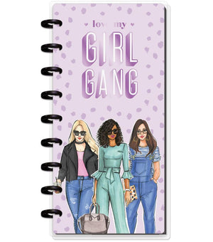 2020 Skinny Classic Happy Planner® x Rongrong - Love My Girl Gang - 12 Months
