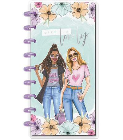 2020 Skinny  Classic Happy Planner® x Rongrong - Life is Lovely - 12 Months