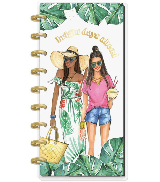 2020 Skinny Classic Happy Planner® x Rongrong - Bright Days Ahead - 12 Months