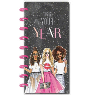 2020 Skinny Classic Happy Planner® x Rongrong - This is Your Year - 12 Months