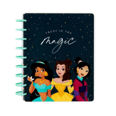 Trust In The Magic Disney © Princess Classic Guided Journal Box Kit