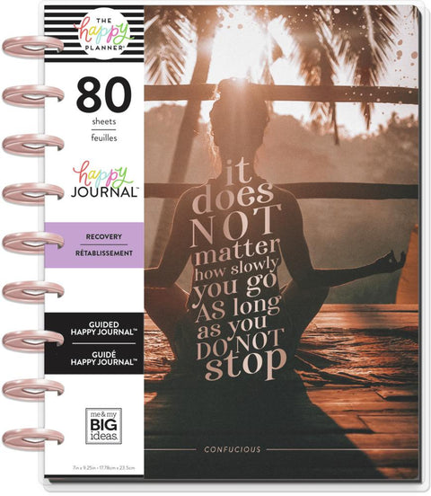 Recovery Progress Classic Guided Journal
