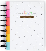 Happy Life Classic Guided Journal