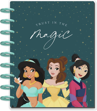 Trust In The Magic Disney © Princess Classic Guided Journal