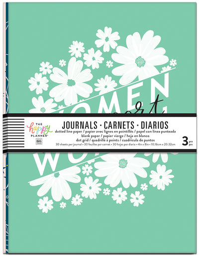 Women Support Women Journals (3pk)