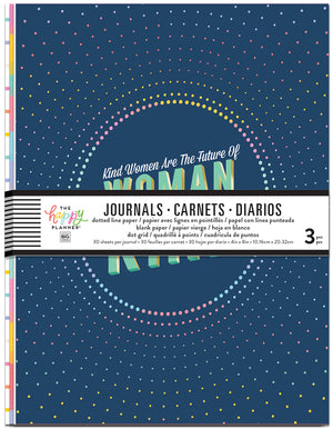 Kind Women Journals (3pk)