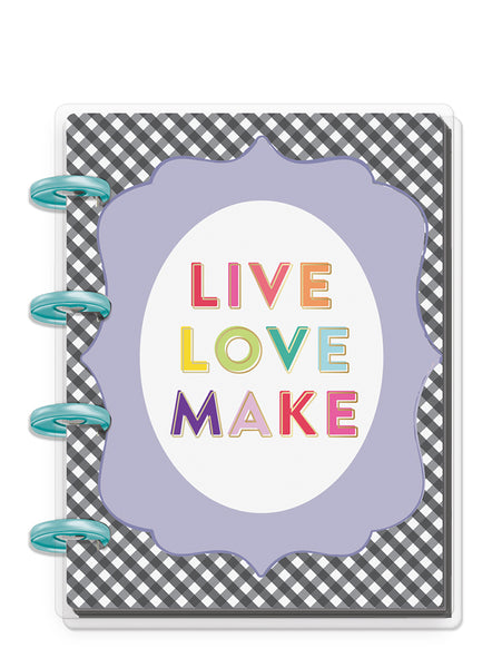 Everyday Planner Keepsake - Live Love