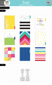Happy Memory Keeping™ Planners - BIG - True Story / Bright