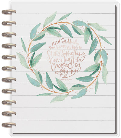 DELUXE Happy Memory Keeping™ Planners - BIG - Rustic
