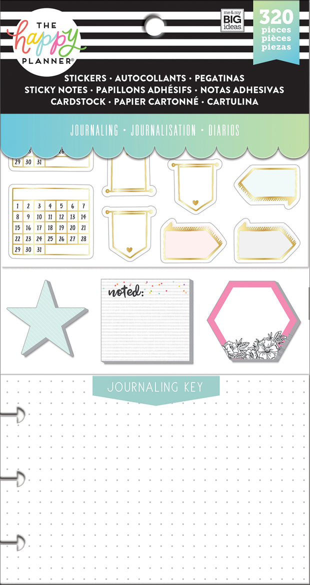 Multi Accessory Pack - Journaling