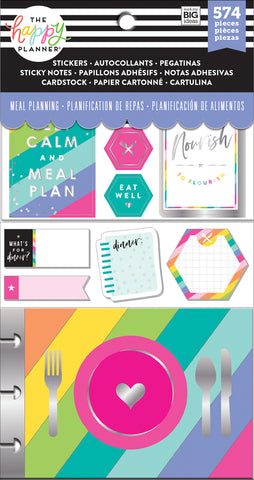 Multi Accessory Pack - Meal Planning