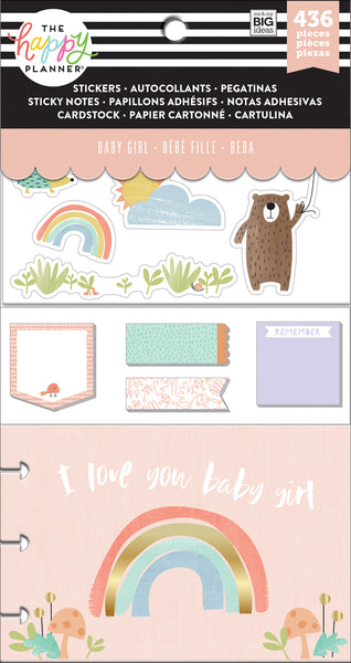 Multi Accessory Pack - Baby Girl