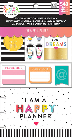 Multi Accessory Pack - The Happy Planner®