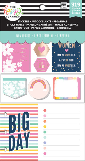 Multi Accessory Pack - Womankind