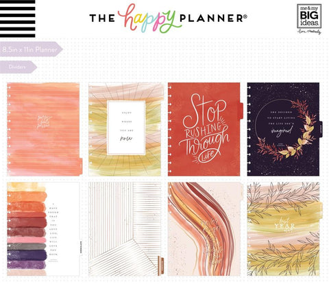 2020 BIG Happy Planner® - Live With Heart - 12 Months
