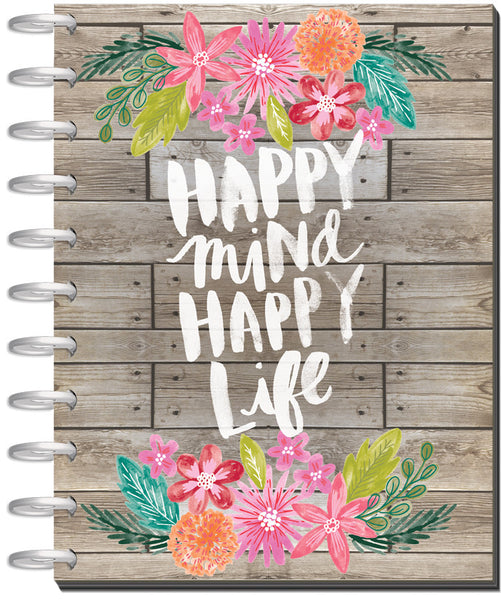 2017-2018 BIG Happy Planner® - Happy Mind Happy Life