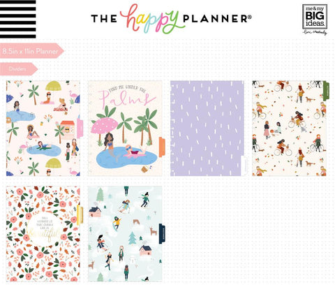 BIG Happy Planner® - Squad Life - 18 Months (2019-2020)