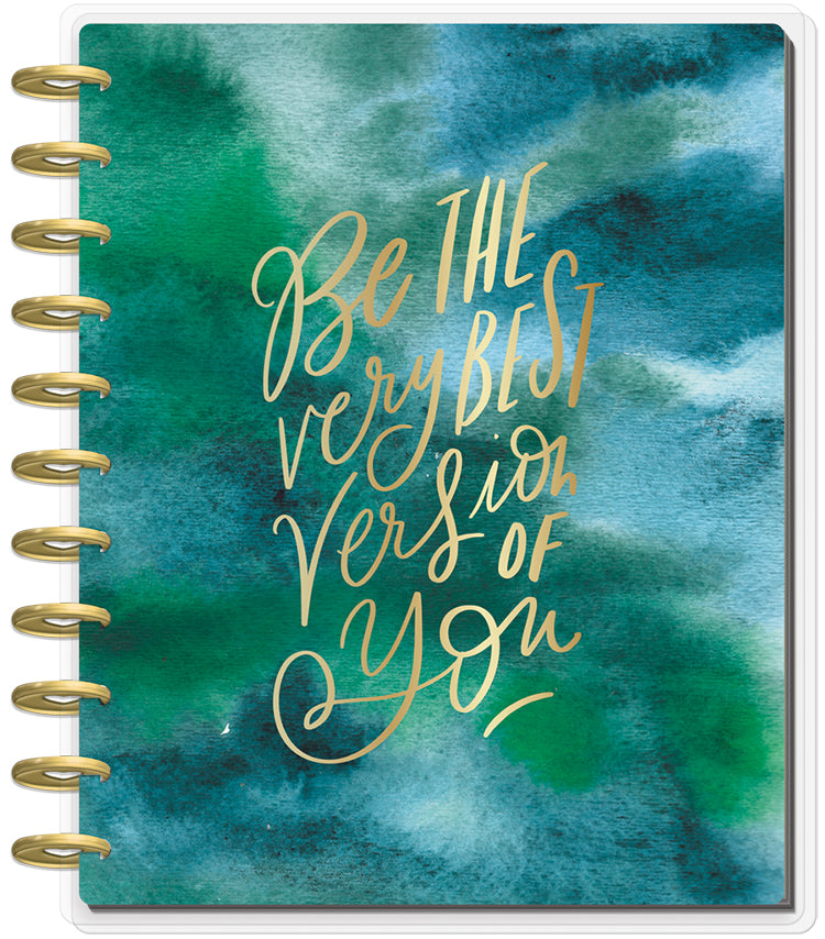 Planner Cover Ideas 2020 BIG Happy Planner®   Watercolor   18 Months (2019 2020) – me & my