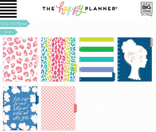 BIG Happy Planner® - Southern Preppy - 18 Months (2019-2020)