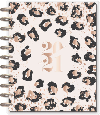 BIG Vertical Happy Planner® - Wild Styled - 18 Months
