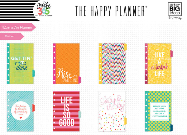 2017 MINI Happy Planner™ - Be Bright