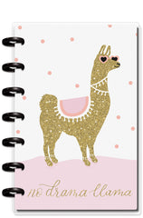 2019 Mini Happy Planner® - No Drama Llama (monthly)