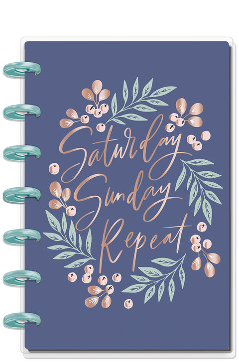 Mini Happy Planner® - Garden Blooms - 12 Months (2019-2020)