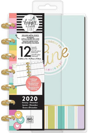 2020 Deluxe Mini Happy Planner® - Planner Babe Shine - 12 Months