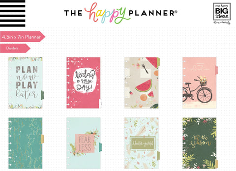 2020 Mini Happy Planner® - Beautiful Day - 12 Months