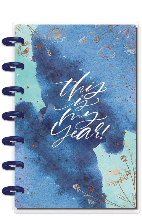 2020 Mini Happy Planner® - Year to Shine - 12 Months