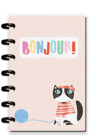 2020 Mini Happy Planner® - Ooh La La - 12 Months