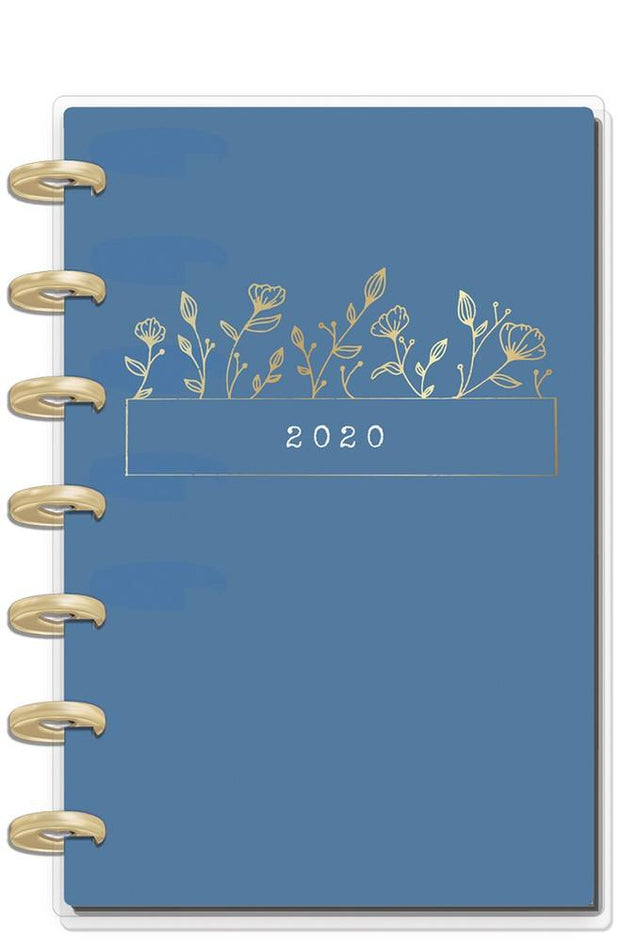 2020 Mini Happy Planner® - Dainty Details - 12 Months