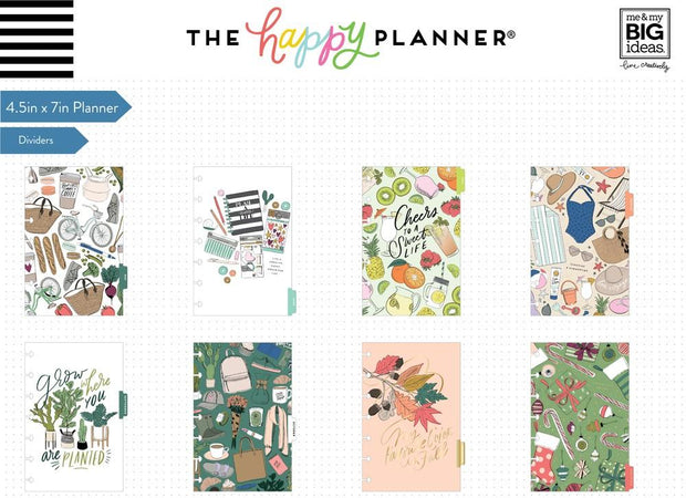 2020 Mini Happy Planner® - Your Best Year Yet - 12 Months