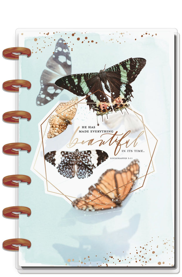 12 Months - UNDATED - Mini Happy Planner® - Faith